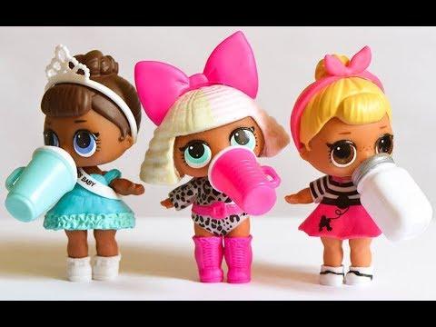 Кукла ЛОЛ сюрприз /Раскраска куклы ЛОЛ /Новая кукла лол ...