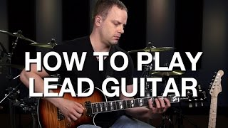 Video Learn How To Play Lead Guitar - Lead Guitar Lesson #1 download MP3, 3GP, MP4, WEBM, AVI, FLV Agustus 2018