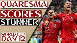World Cup Daily: QUARESMA