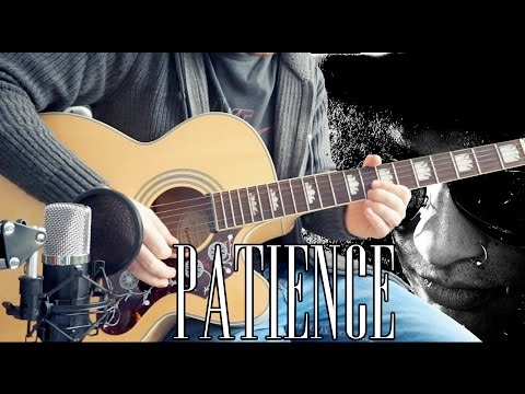 Guns N Roses – Patience Solo Cover