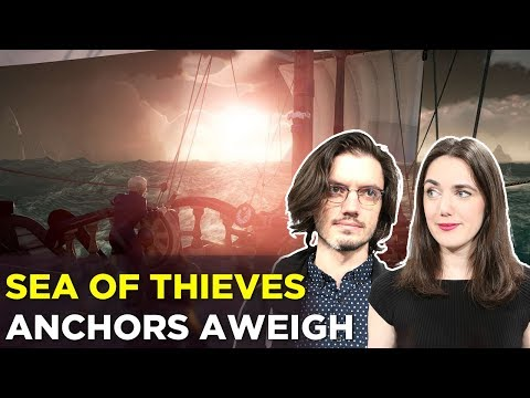 SEA OF THIEVES — Sail Away with Simone and Pat