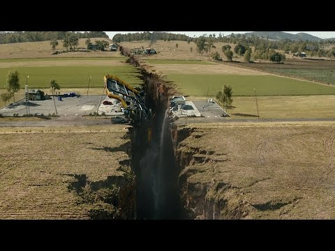 San Andreas (2015) - San Francisco and Los Angeles Earthquake Scenes - Pure Action [4K]
