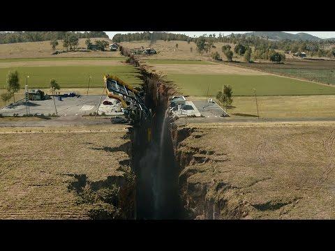 San Andreas (2015) - San Francisco and Los Angeles Earthquake Scenes - Pure Action [4K]