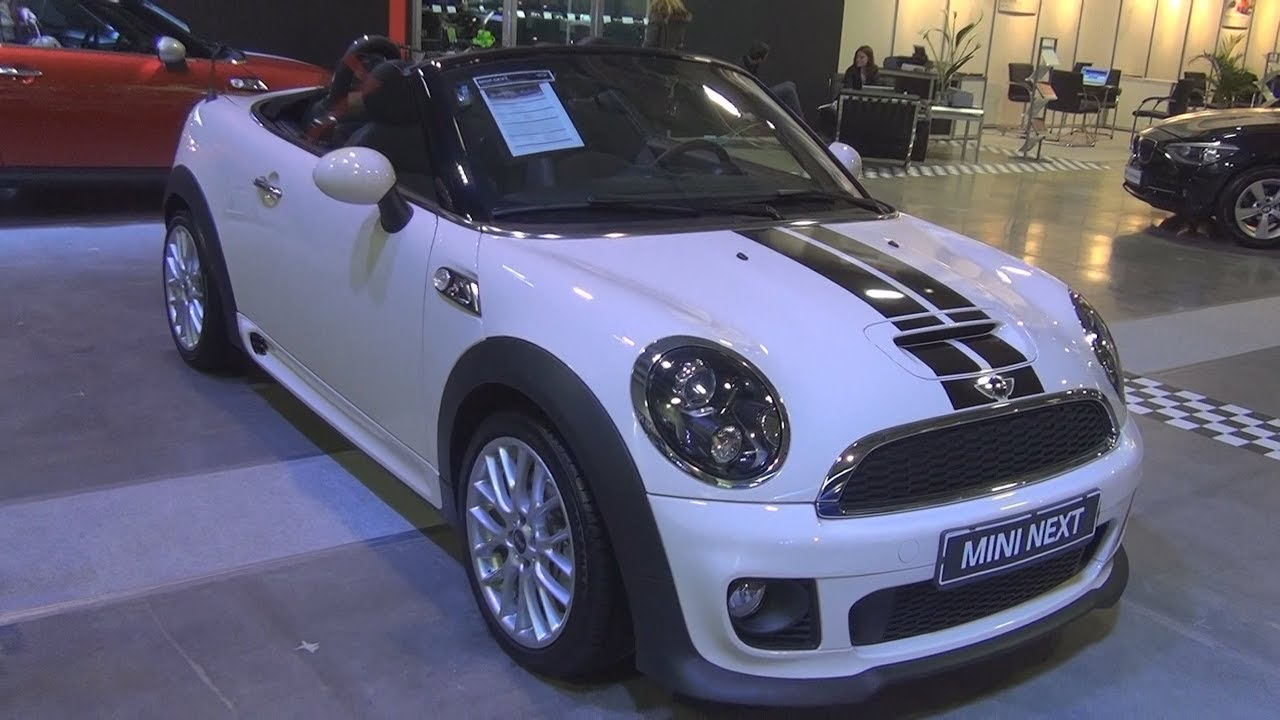 Mini Cooper S Roadster 2012 Exterior And Interior Youtube