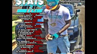 "STATS - ""What You Gone Do"" Feat. Double-P & T.Prynce"