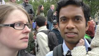 Pro-EU Protesters Speak about why they want the UK in the EU