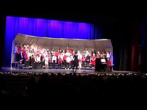 Ripon Middle School Winter Concert 2017