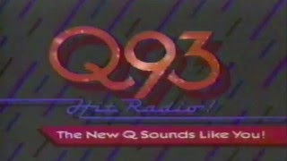 q93 fm radio new orleans 1983 commercial