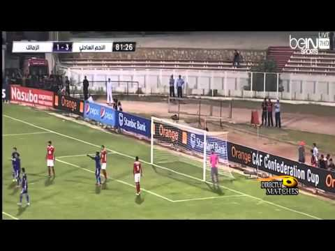 ESS du Sahel vs Al Zamalek 5 -1  resumé