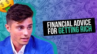 The Best Financial Advice For Getting Rich