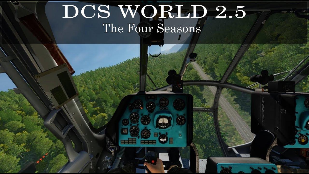 DCS 2 5 Released! | Overclockers UK Forums