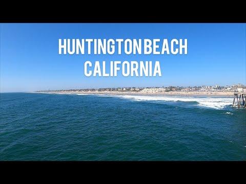 California Huntington Beach!