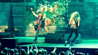 """Iron Maiden """"The Great Unknown""""  Liverpool 20/5/2017"""