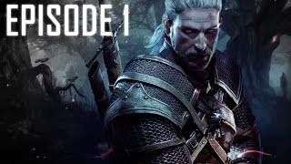 """The Witcher 3: Wild Hunt Story Episode 1 """"Visions of the White Wolf"""" 1080p HD"""