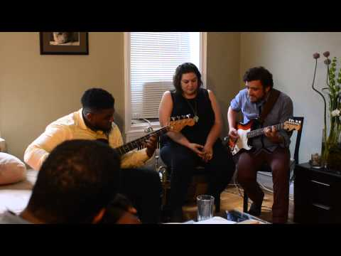 Blue Rose - Jennifer Hartswick, Dezron Douglas & Nick Cassarino