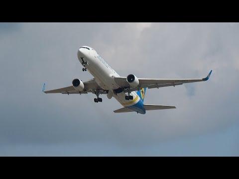 Plane Spotting at Kharkov-Mirhorod-Kiev Boryspol 2015.Film 7.