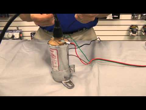 mallory ignition - how to test an ignition coil for a positive spark #29219