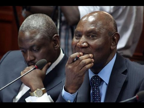 LIVE: Auditor-General Edward Ouko speaks on petition to remove him from office