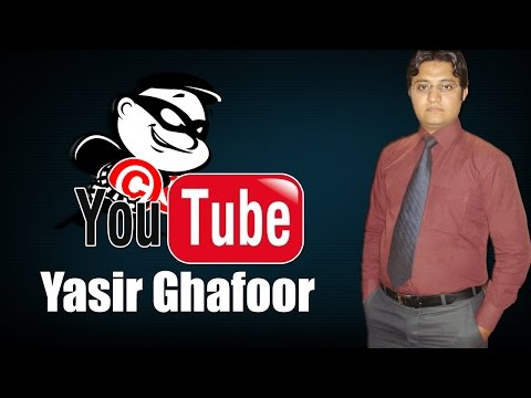 how to remove copyright claims on youtube in urdu | Yasir Ghafoor