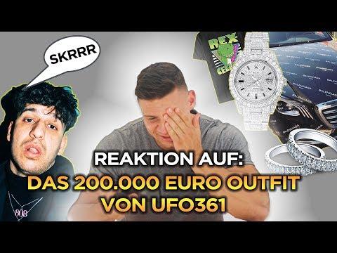 MEINE REAKTION AUF: DAS 200.000€ OUTFIT VON UFO 361| SMARTGAINS