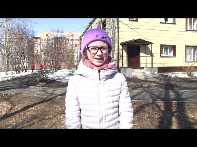 Изображение предпросмотра прочтения – ЯнаАлеева читает произведение «Весна, весна! как воздух чист!..» Е.А.Баратынского