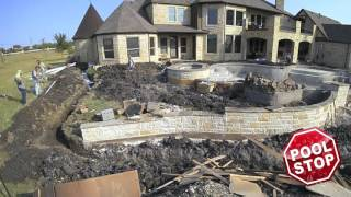 Building Award Winning Pools -  Pool Stop Rockwall TX(, 2016-03-11T13:55:39.000Z)