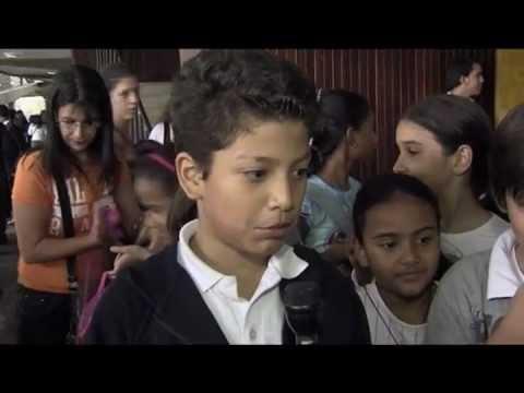 Testimoniales ORINOCO Fe Y Alegria 2012