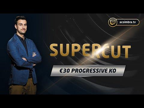 Supercut Trio Series €30 Progressive KO (2020-06-05) | André Coimbra