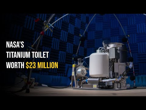 A 45-kg toilet worth $23 million: New space adventure for NASA astronauts - Business Standard