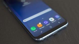Galaxy S8 - co na tak, a co na nie - po tygodniu używania