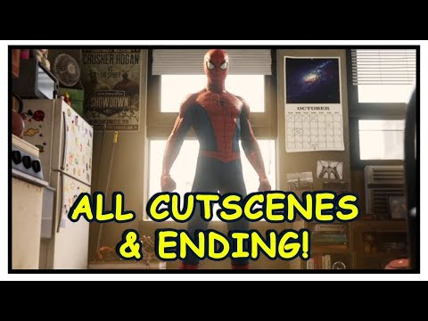 Spider-Man PS4: All