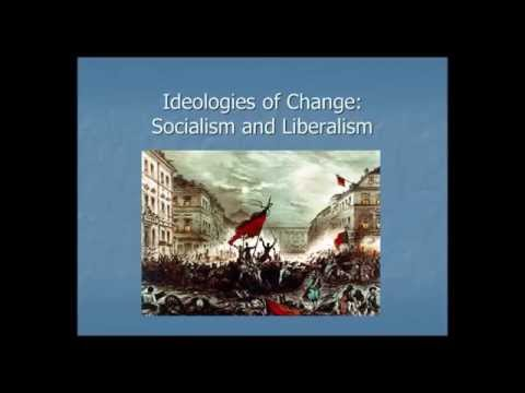 A Short History of Liberalism and Socialism