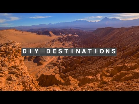 DIY Destinations  & Travel Guide Season 1 (Draft Preview)