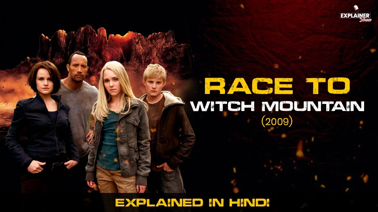 Download Race to Witch Mountain (2009) Explained in Hindi | Detailed Explanation | Movie Explanation in Hindi