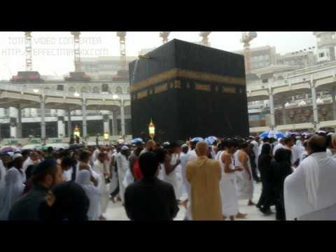 2013 Ramazan Umresi Kabede Yağmur