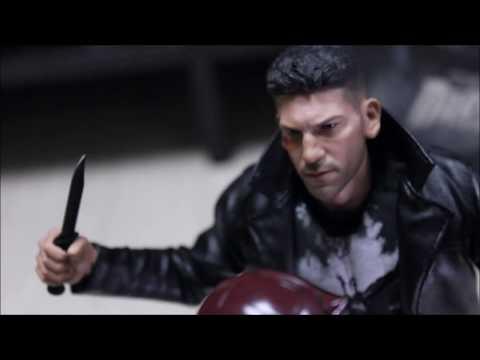 [UNBOXING] Hot Toys- The Punisher [Marvel