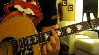 All Down the Line Acoustic Demo - Rolling Stones