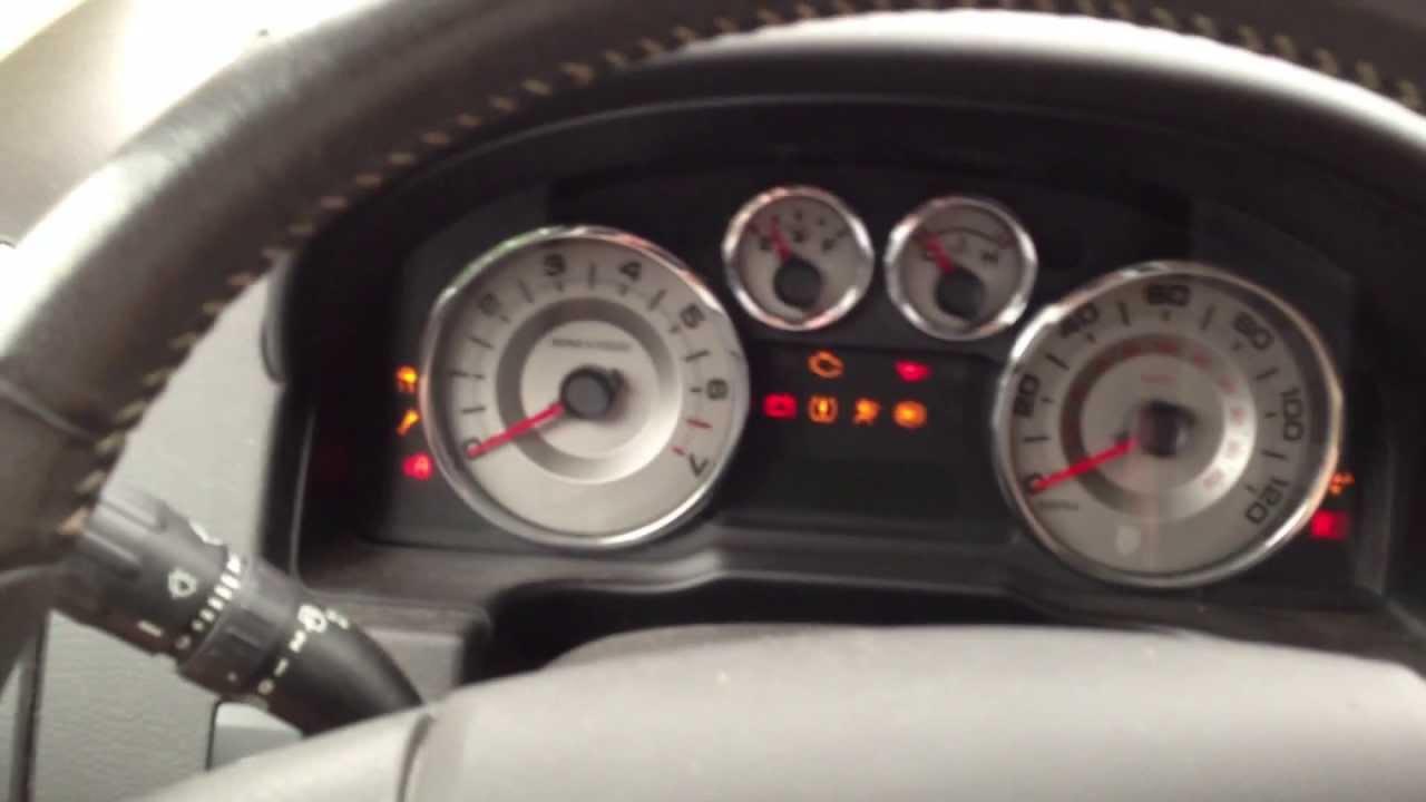 Ford Edge Powertrain Problem You