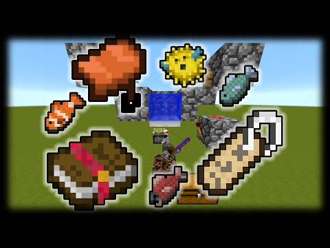Minecraft 1.9: Simple Automatic Fishfarm