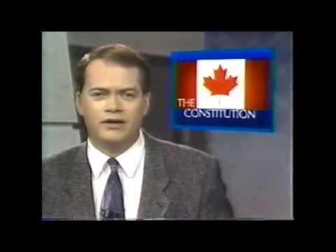 CFRN July 1992 Daryl Susan Ian Brian