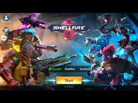 Trải Nghiệm Game Mobile Nhập Vai Bắn Súng MOBA FPS – Shell Fire