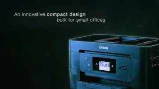 The Epson Workforce Pro Series