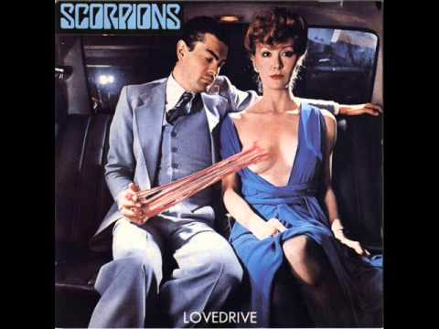 Scorpions - Lovedrive (lyrics)