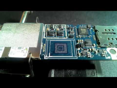 Cube Talk 9X U65GT не включается, ремонт с заменой флеш памяти. Cube Talk 9X repair.