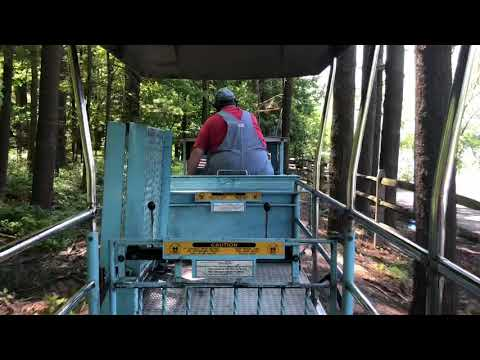 Riding The All-New Essex County Turtle Back Zoo Train: Part 2