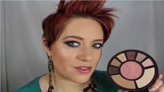 TARTE Rainforest After Dark Palette Review / Tutorial Thumbnail