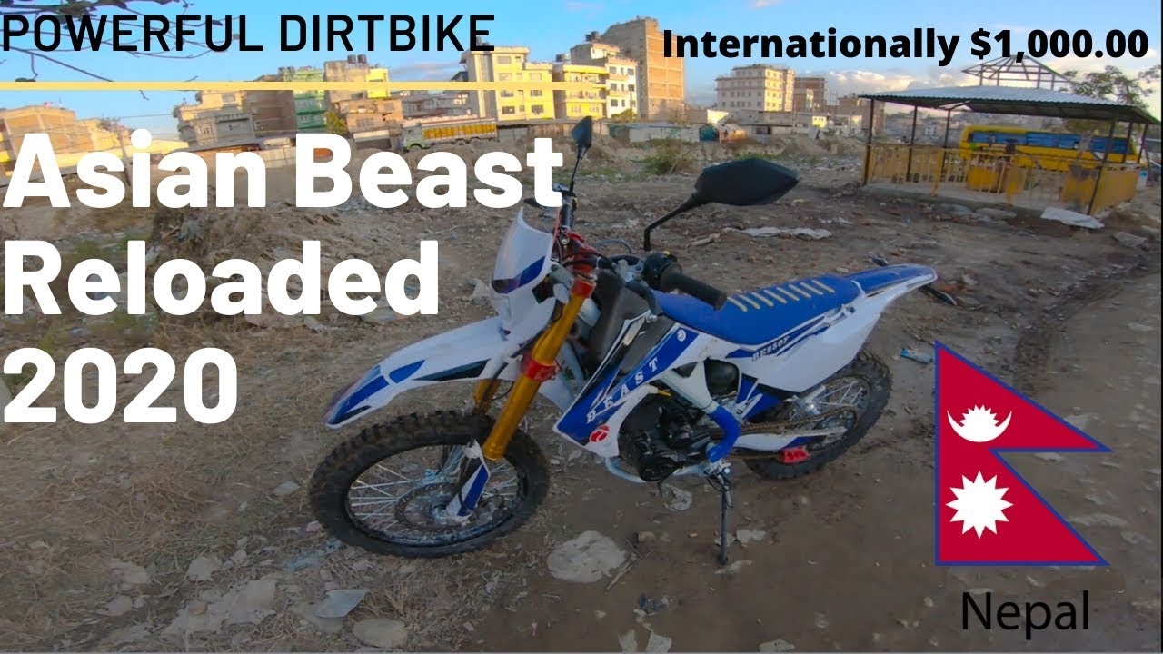 Asian Beast 250 2020 Cheapest Loudest Dirt Bike Launched In