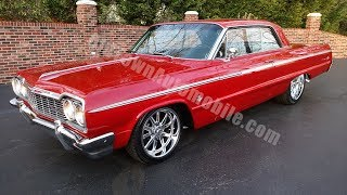 1964 Chevrolet Impala Super Sport for sale Old Town Automobile in Maryland