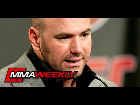 Dana White: Mayweather vs McGregor Media Call