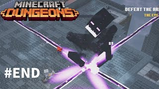 MINECRAFT - DUNGEONS #END | Di…
